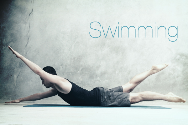 Pilates Mat Exercise #28: Swimming (Bonus Video Blog)